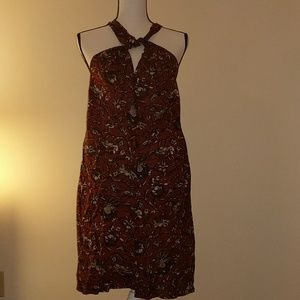 Isabel marant dress suze 34